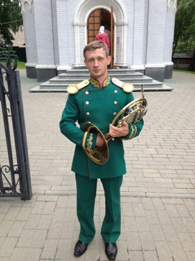 Alexander Kozlov, Железнодорожный (Балашиха)