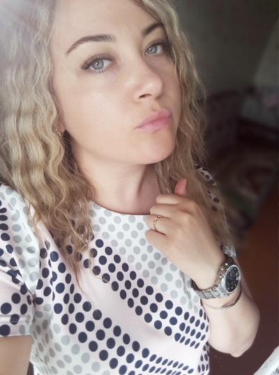 Анастасия Сычева, Назарово
