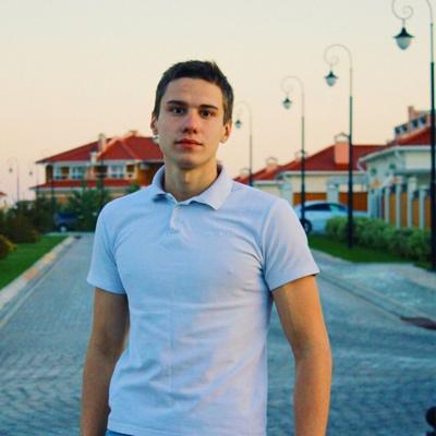 Денис Берс, Астрахань