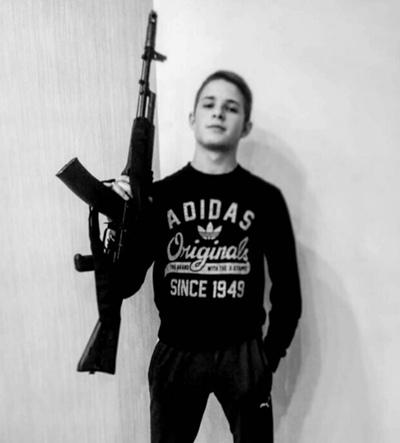 Серёжа Соколов
