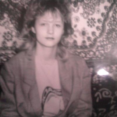 Светлана Шаркова-Кузовкова, Ивдель