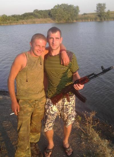 Александр Исаенко, Луганск