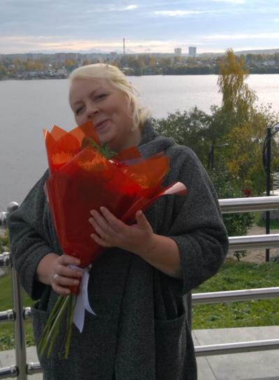 Татьяна Дикусар, Нижний Тагил