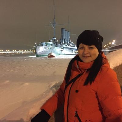 Марина Николаева, Кизнер