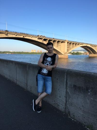 Александр Стригун, Усть-Кут