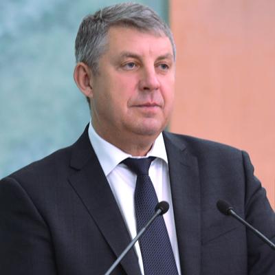 Александр Богомаз, Брянск