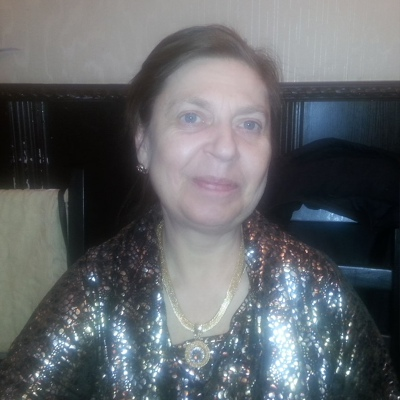 Людмила Баринова, Санкт-Петербург