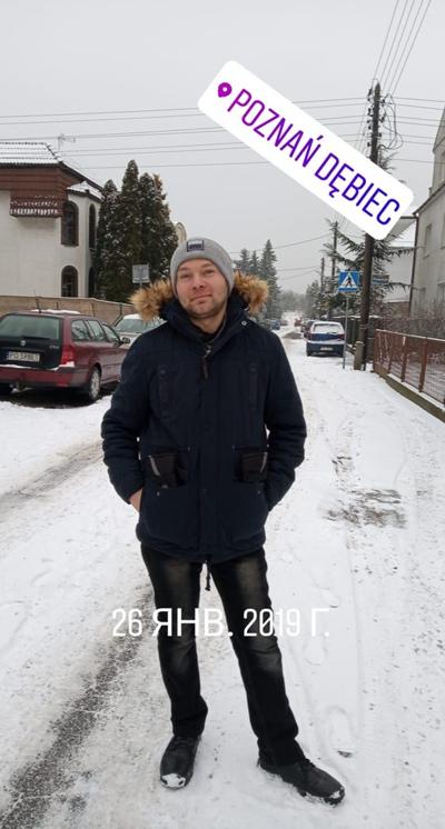 Олександр Володимирович, Poznań