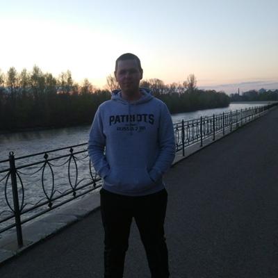 Alexey Samarsky, Eysk