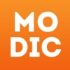 MoDic. Озвучено в Великобритании.