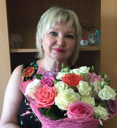 Irina Inkova, Volgograd