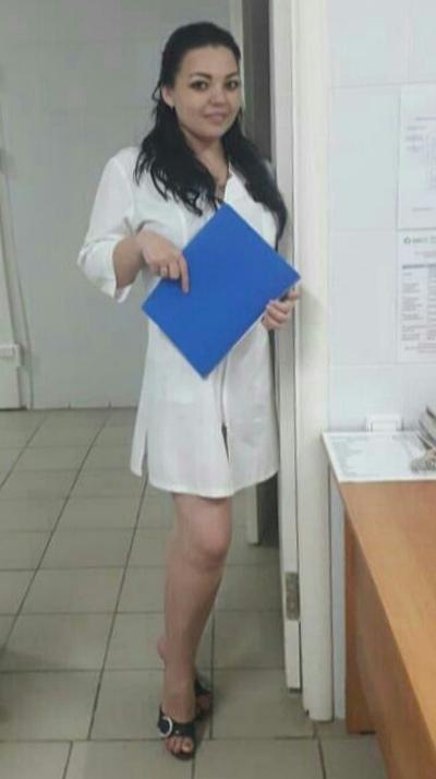 Екатерина Гареева