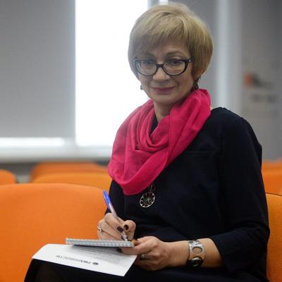 Анна Лаба, Киев