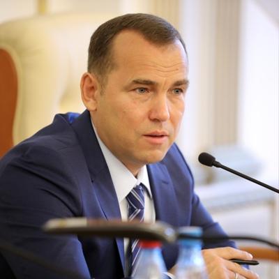 Вадим Шумков, Курган