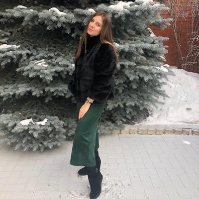 Катя Алексеева, Березовский