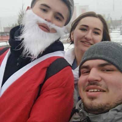 Денис Толстых, Борисовка