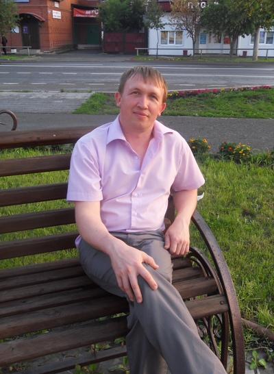 Василий Глазачев, Тюмень
