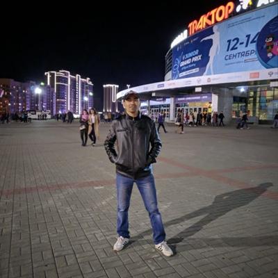 Azamat Sarsenov, Raduzhny