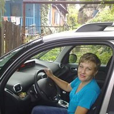 Людмила Трофимова, Новокузнецк
