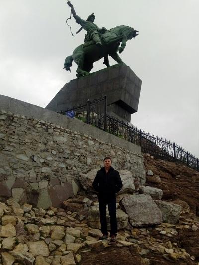 Artem Shapovalov, Eysk