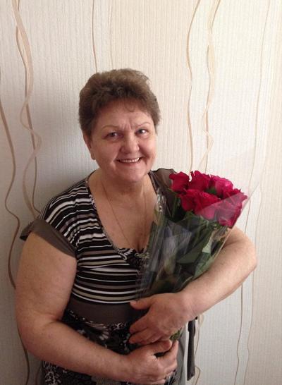 Людмила Гуськова