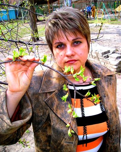 Людмила Янковская, Луганск