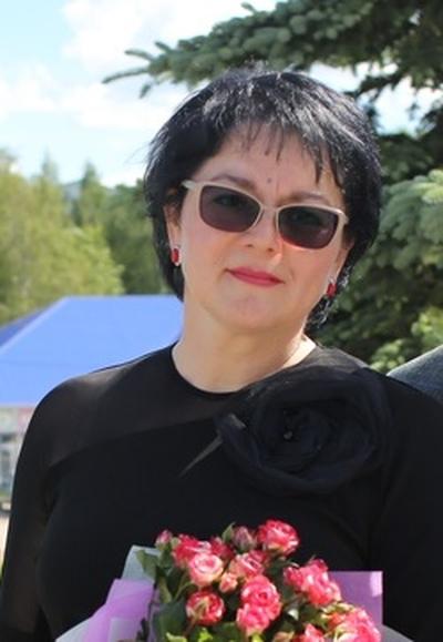 Gulnaz Arslanova, Verkhnie Tatyshly