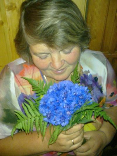 Nadezhda Sukhova, Volzhsk