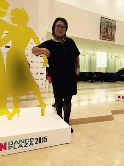 Ирина Ким, Алматы