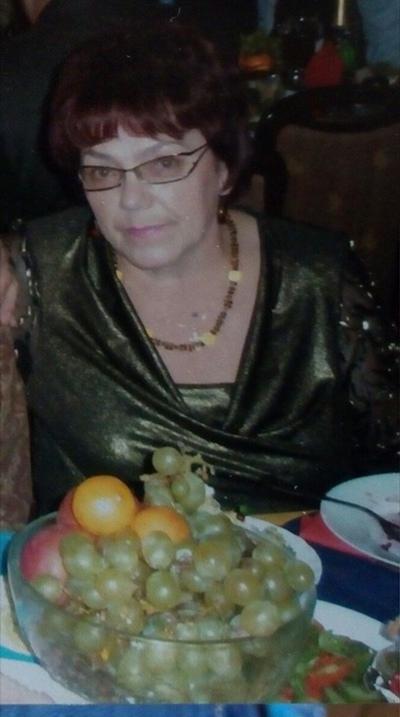 Люба Грачёва, Кандалакша