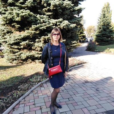 Ирина Мозалева, Шахтерск