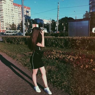 Анастасия Романова, Санкт-Петербург