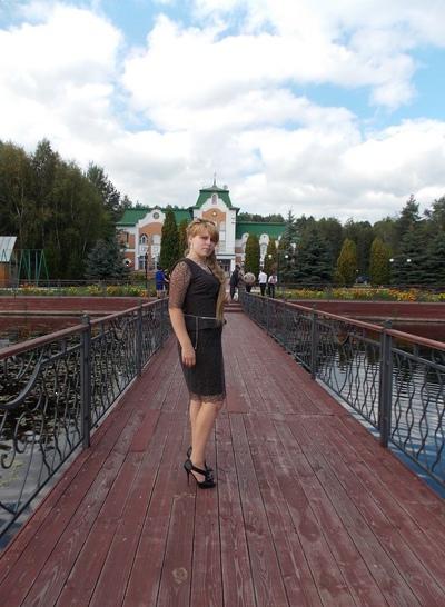 Анастасия Карпенкова, Орёл
