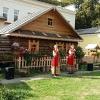 Русский музей обрядов и быта. Поселок  Романцево