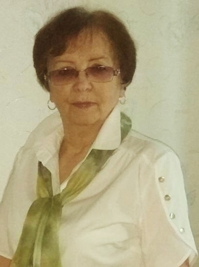 Валентина Штарк, Киев