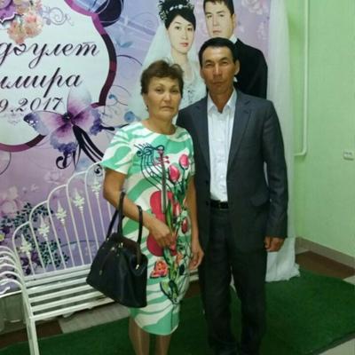 Роза Нұржанбаева, Жетысай