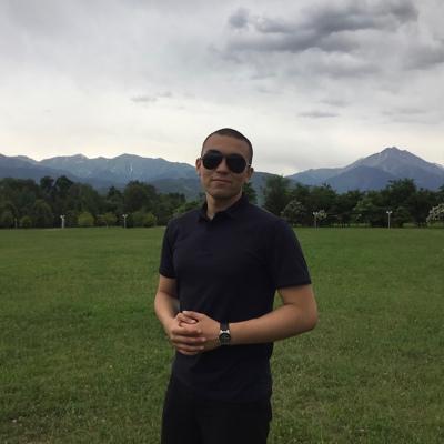 Дамир Байкенжанов, Алматы