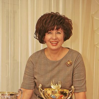 Ирина Кузовенкова