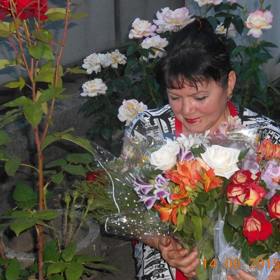 Татьяна Зосименко, Шахтерск