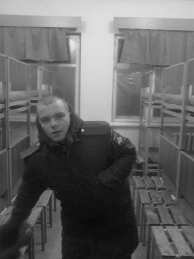 Egor Zilov, Kamyshlov