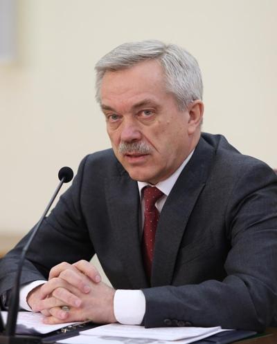 Evgeny Savchenko, Belgorod