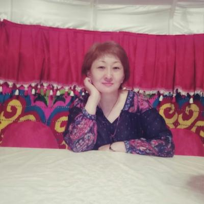 Жанар Ахметжанова, Алматы