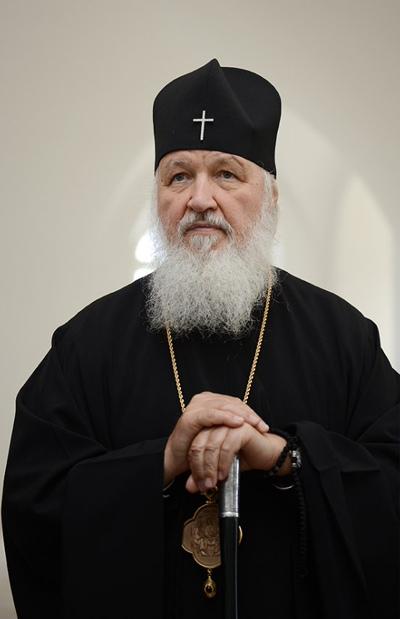 Patriarkh Kirill, Moscow