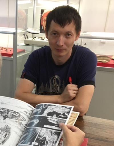 Александр Окольников, Йошкар-Ола