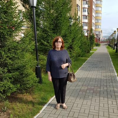 Nadezhda Veretennikova