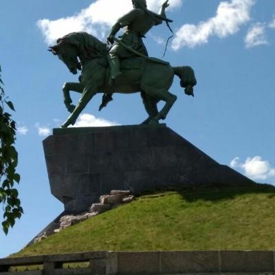 Салават Гиляев, Уфа
