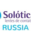 Цветные линзы  Solotica