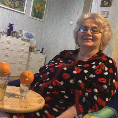Тамила Федотова