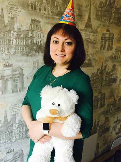 Ольга Жартовская