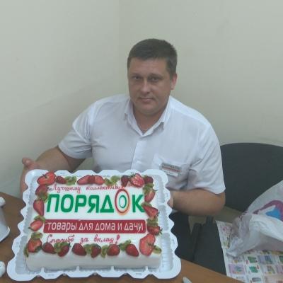 Павел Ушаков, Клинцы